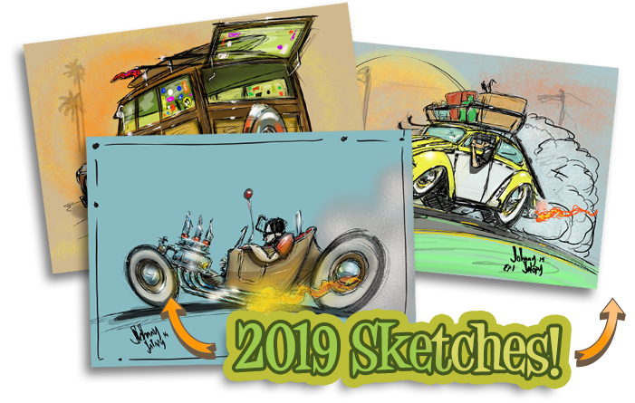 View 2019 Sketches