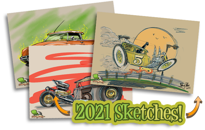 View 2021 Sketches